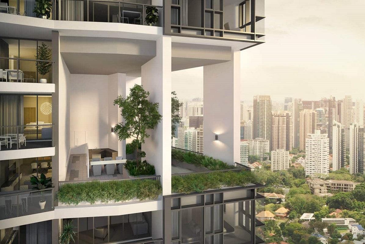 New Launch Properties Singapore Private Condo
