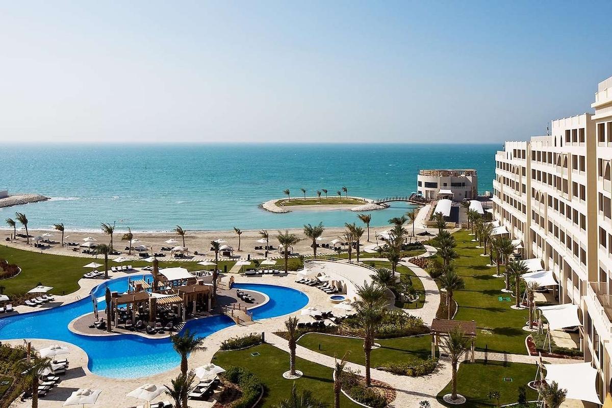 Sofitel Bahrain Zallaq Thalassa sea spa Zallaq Umm Jidr Al Summan Aussenansicht 4 456555