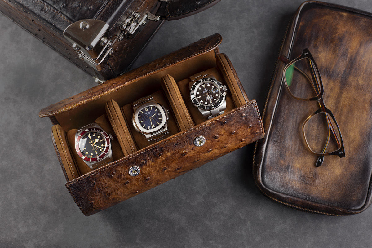 Bosphorus Leather, A New Accessory Brand For Watch Lovers