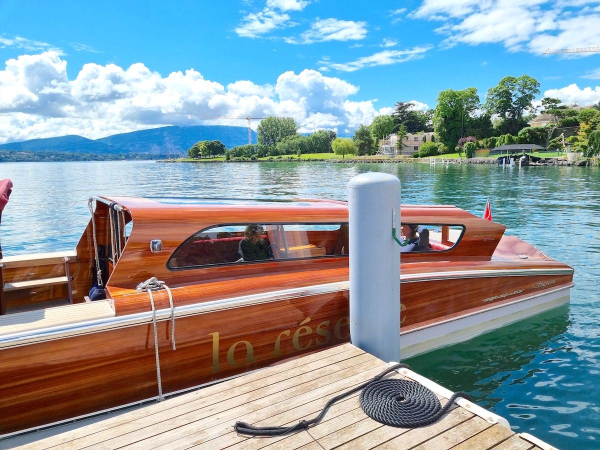 La Réserve Genève, A Gorgeous Urban Resort By The Lake