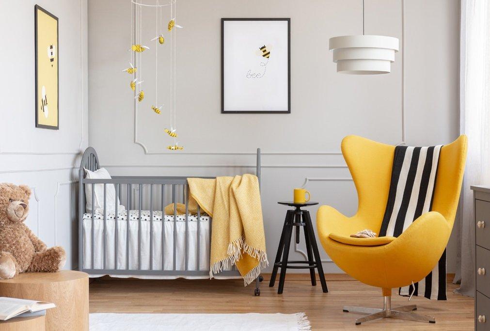 5 Stylish Baby Room Ideas